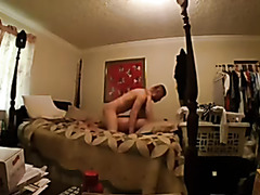 Humping Jill's vagina with my cock