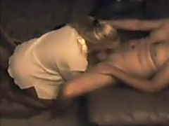 Sharing my wife with two dudes and then team fuck her hard