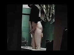 Wife Caught Showering On Hidden Cam