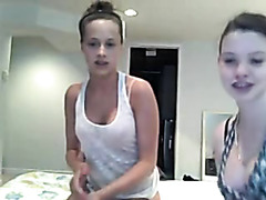 Emma and ally camshow