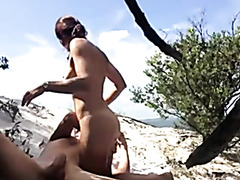 My honeymoon hot sex on beach