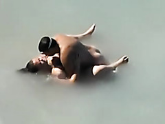 bbw wife beach sex