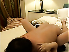 Japanese college cutie fucked