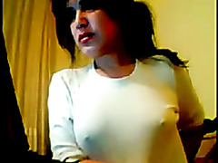 Porn video with Anna's sexy nipples