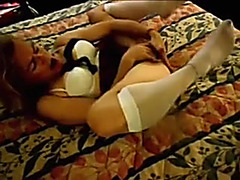 Lady Holly's Creamy Solo Climax