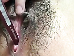dripping wet orgasm contractions