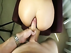 my new german Blonde Hot Anal
