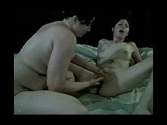 Two nasty lesbian chicks playng on web cam