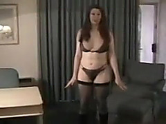 Ginger is a swinger wife that meets darksome boyfrends in hotels