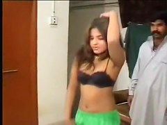 Exposed Mujra three