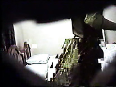 Voyeur sex video from my bedroom