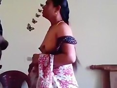 Unsatisfied Aunty Ji Fuck With GF�s lad
