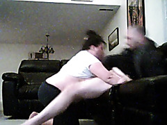 Dilettante voyeur web camera big beautiful woman sucks penis for facial