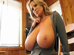 Dilettante mamma Kelly Madison cabin fever