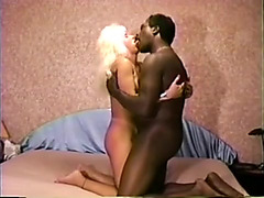 Younger JanB meets her boyfriend at home for a fuck sessions