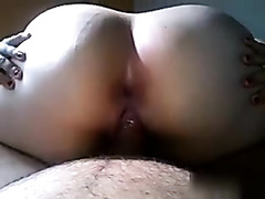 Shagging with my endowed bf in amateur big dick video